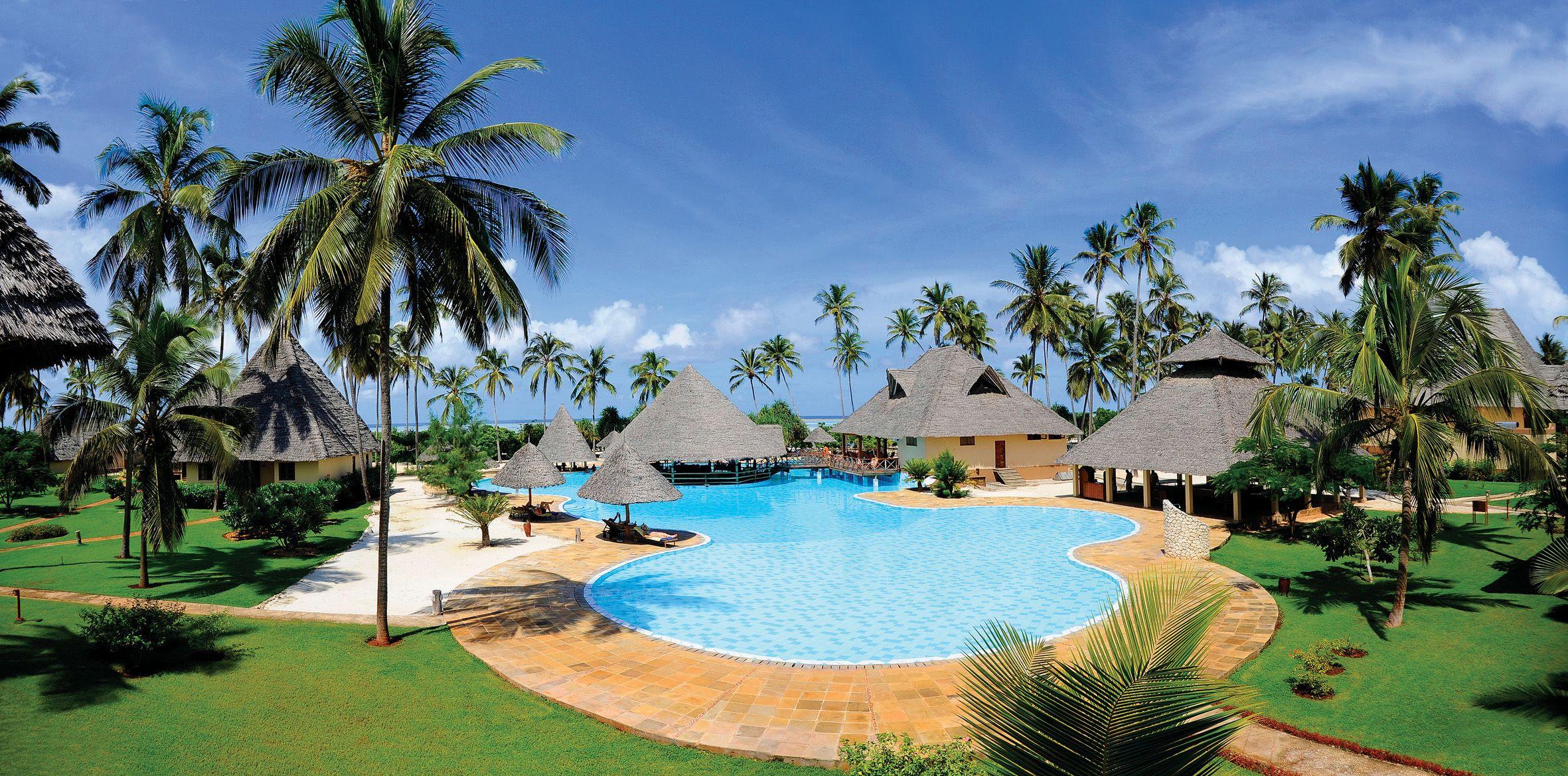 Neptune Pwani Beach Resort Spa Tauchen