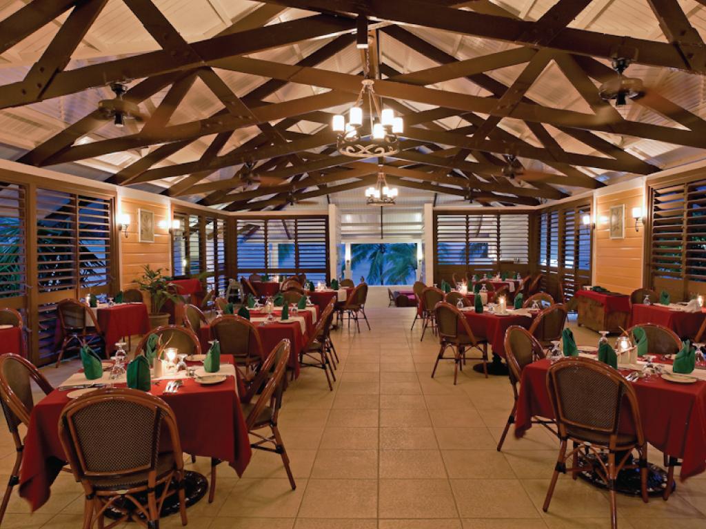 The Landings Restaurant St Lucia