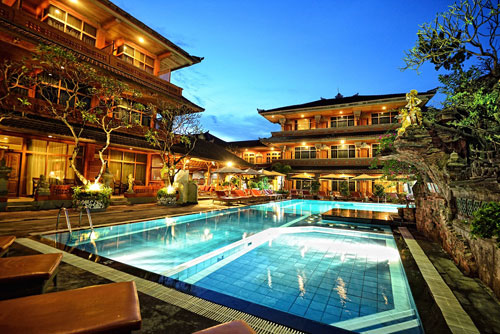 Hotel Best Western Kuta Villa
