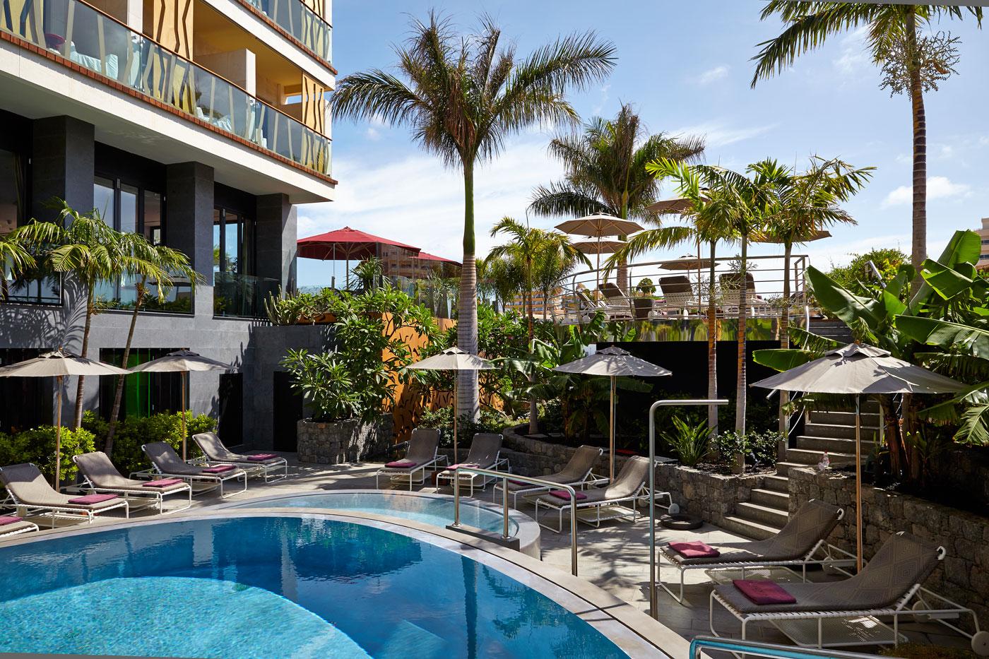 Bohemia suites spa for Designhotel fuerteventura