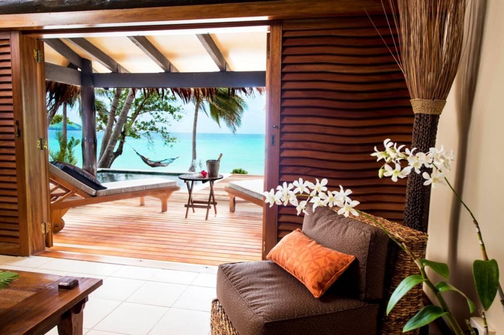 Fidschi Dezember Flug Hotel
