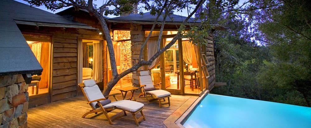 Hotel Tsala Treetop Lodge