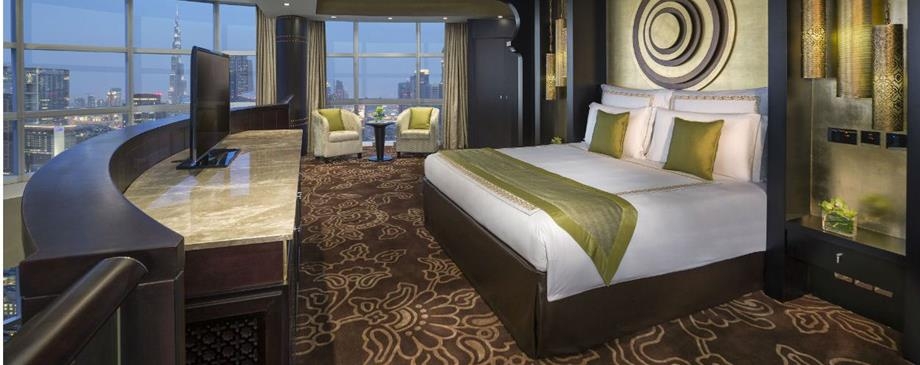Jumeirah emirates towers for Chambre de commerce dubai