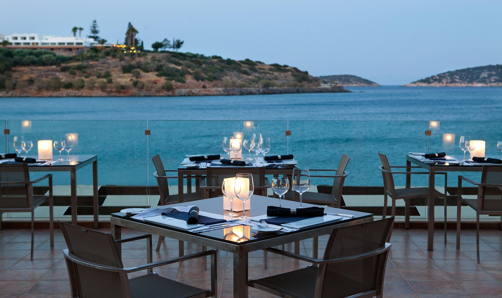 Minos Beach Art Hotel Kreta Griechenland