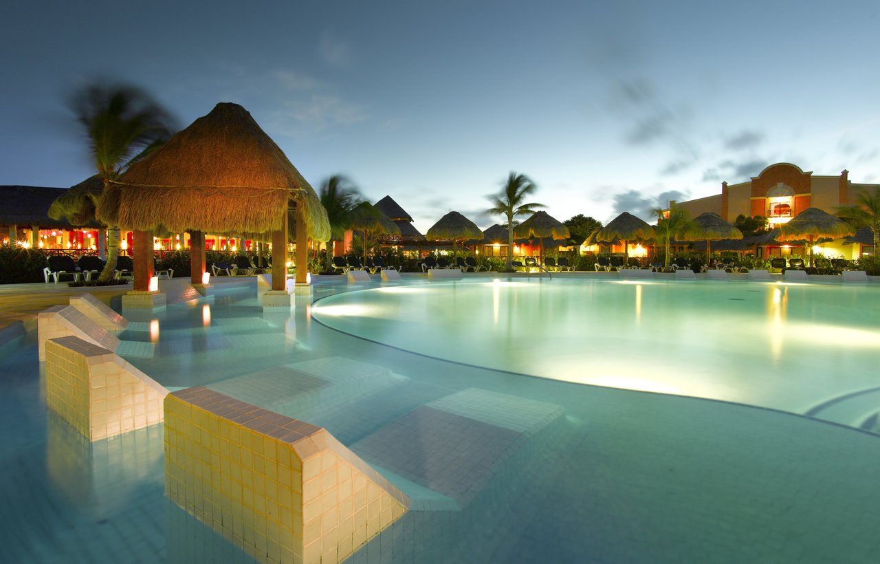 Grand Palladium Kantenah Resort Amp Spa