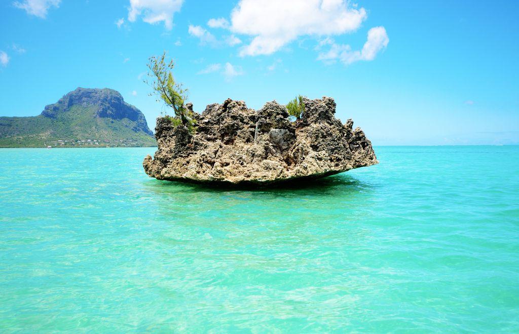 Hochzeitsreise Mauritius