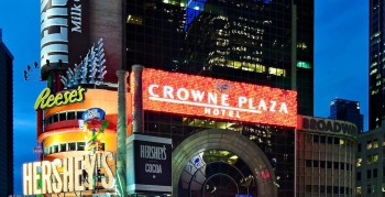 Crowne Plaza Hotel Times Square