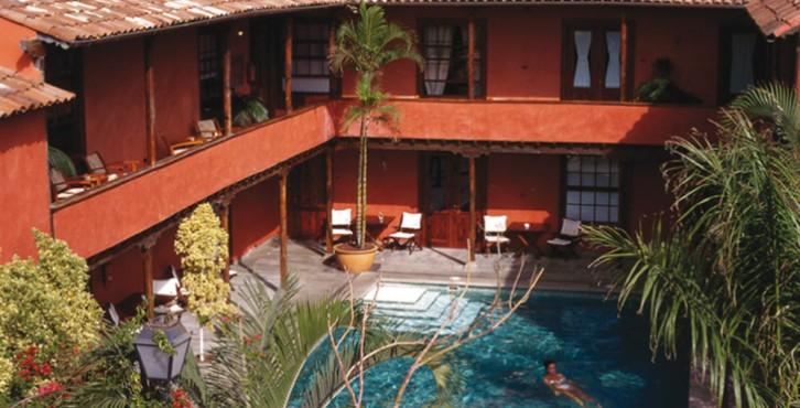 Hotel san roque for Design hotels mittelmeer