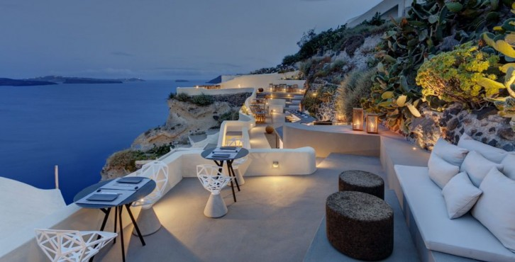 Hotel mystique for Design hotels griechenland