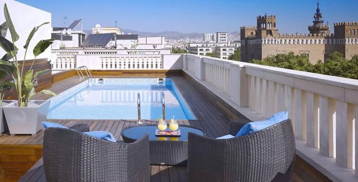 K k hotel picasso for Design hotels mittelmeer
