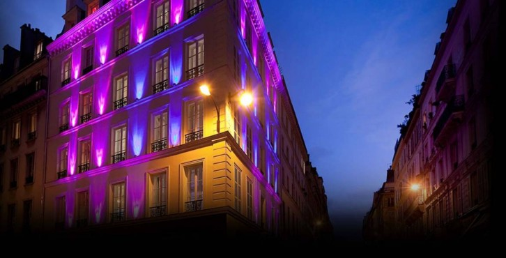 Design boutique hotel secret de paris for Design hotels mittelmeer