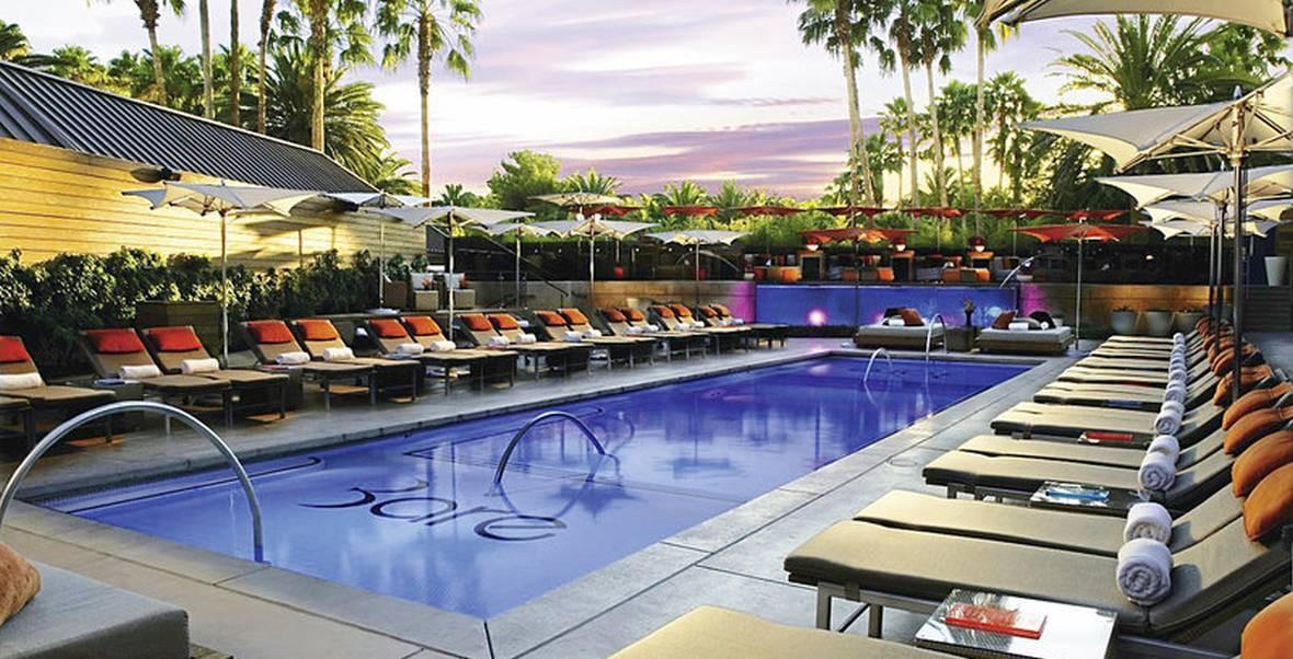 Hotel The Mirage Resort & Casino