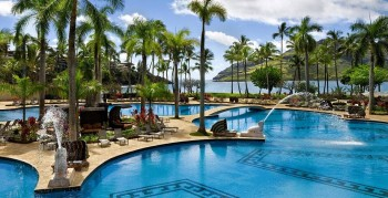Hotel Kauai Marriott Resort & Beach Club