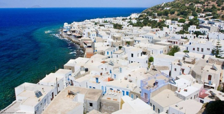 Mittelmeer 7 n chte n rdliche kykladen for Design hotels mittelmeer