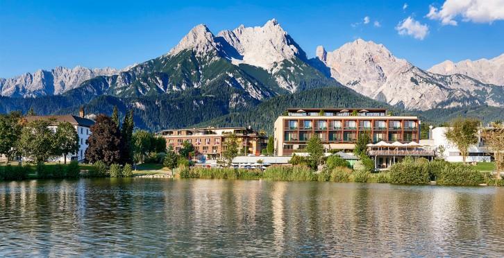Hotel ritzenhof hotel und spa am see for Wellnesshotel deutschland designhotels