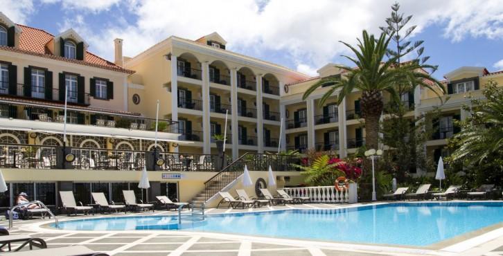 Hotel quinta bela sao tiago for Design hotels mittelmeer