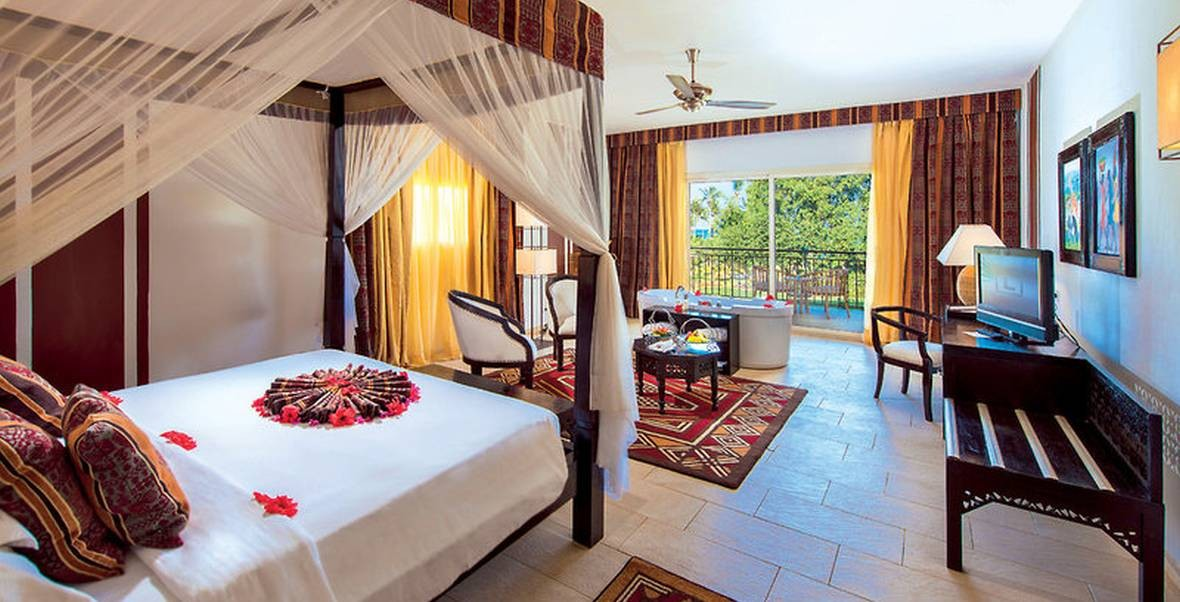 Honeymoon im Hotel Diamonds Dreams of Sansibar | Flitterwochen-Ziele.de