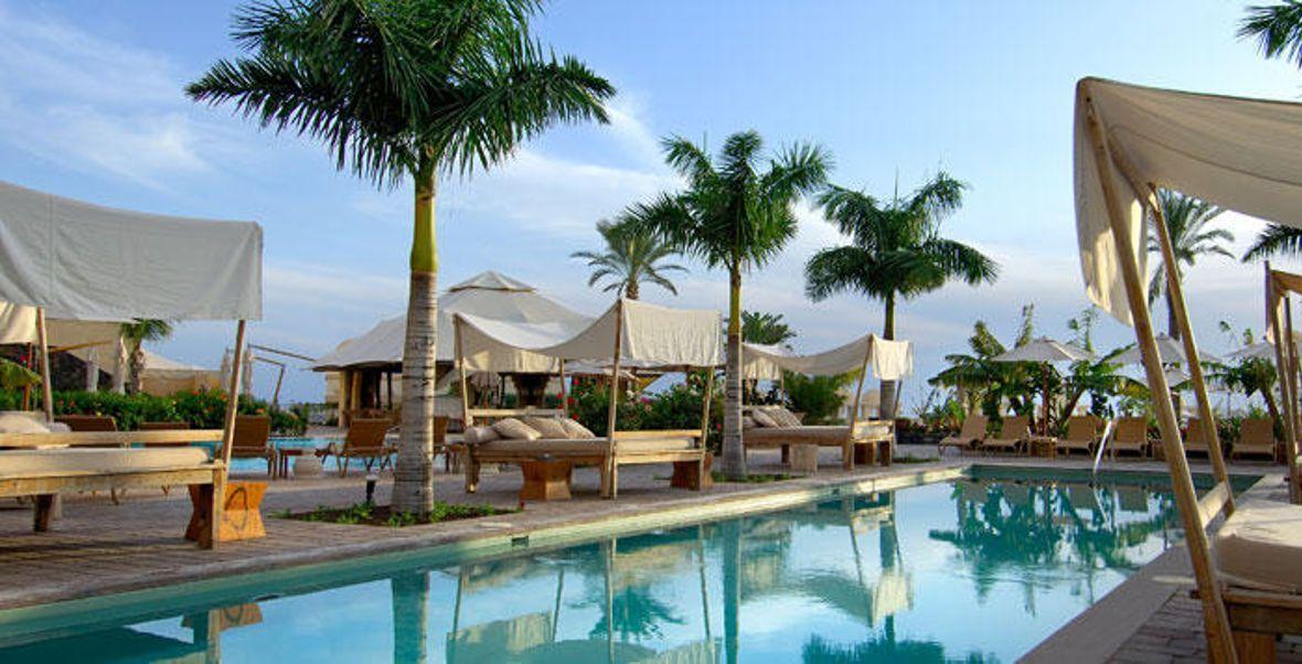 Vincci seleccion la plantacion del sur hochzeitsreisen for Design hotels teneriffa
