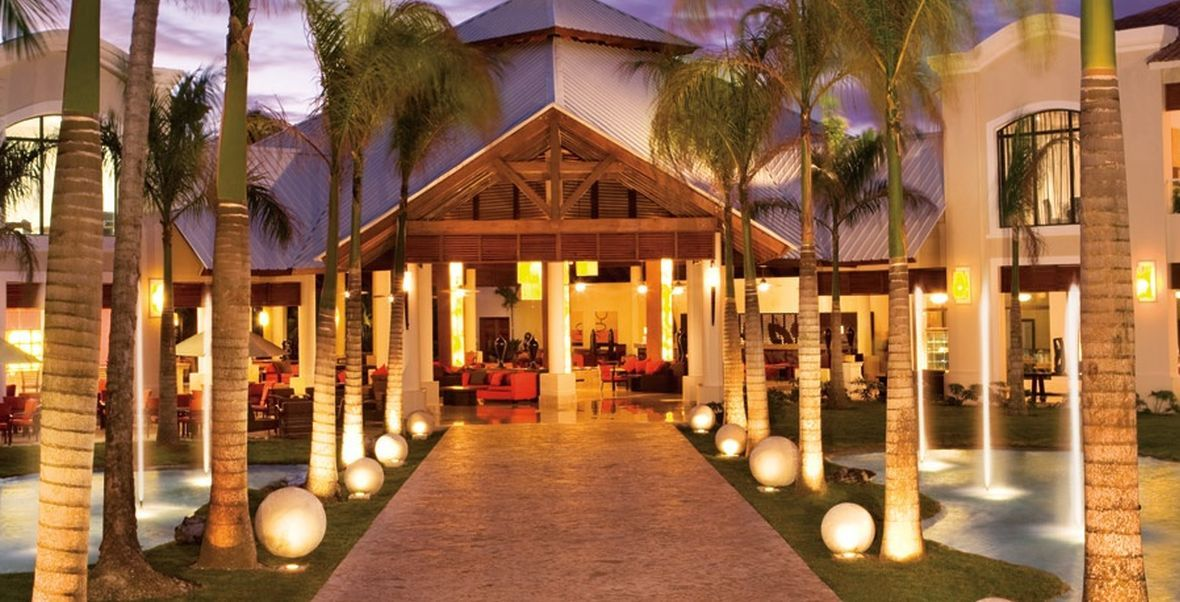 Honeymoon im Dreams Palm Beach Punta Cana | Flitterwochen-Ziele.de