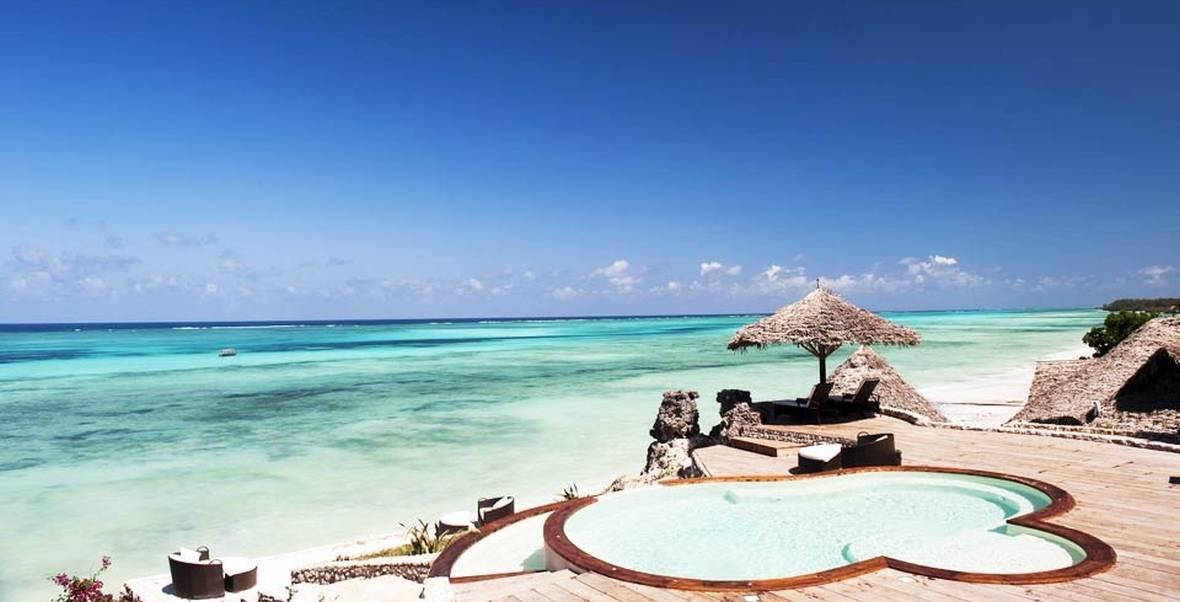 Honeymoon Im Karafuu Beach Resort Amp